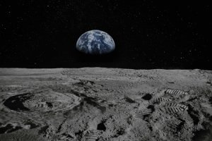 Press Article : Breathing space for PM on the moon by Material Today
